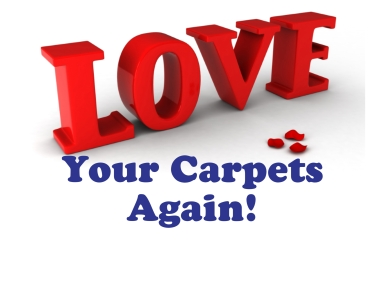 love your carpets again